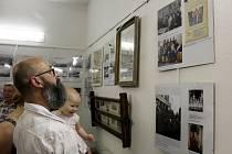 Výstava je k vidění do 29. června v knihovně.