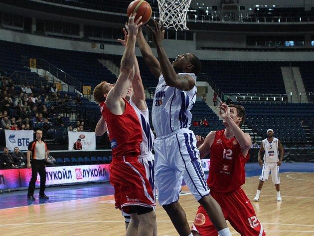 Košíkáři Nymburka mají v poslední době fazonu jako hrom. Na své palubovce porazili Minsk