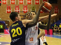 Basketbalisté Nymburka postoupili přes Opavu do Final 4 Českého poháru
