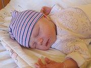 TEREZA KOČKOVÁ se narodila 16. dubna 2018 v 17.35  hodin s délkou 49 cm a váhou 3 280 g. Tatínkova vysněná, prvorozená holčička bydlí s rodiči Markem a Lenkou v Milovicích.
