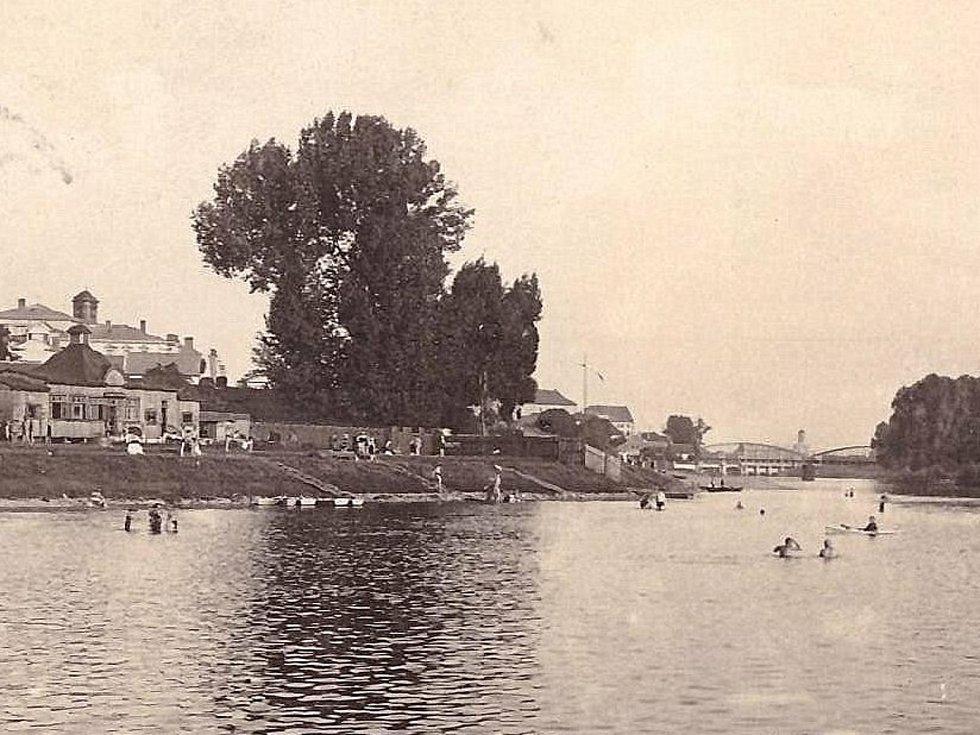 Plovárna Ostende.