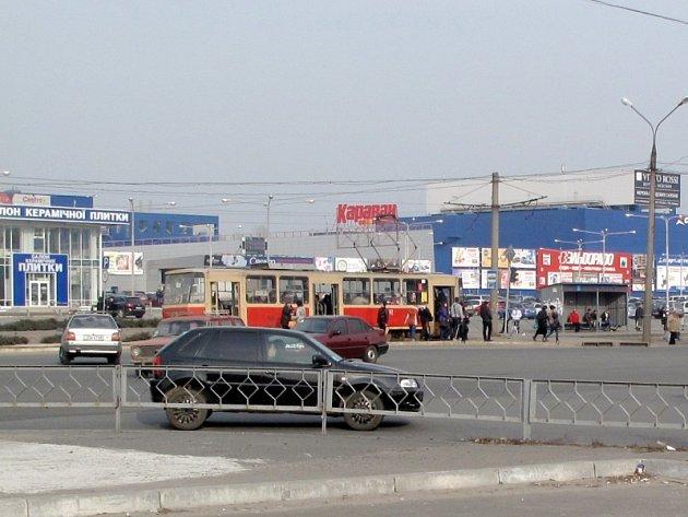 Charkovské tramvaje pochází z české Škodovky