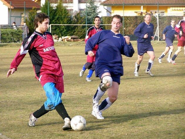 V souboji okresních týmů vyhrála Lysá nad Libicí