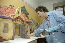 Roztomilá výstava potrvá až do března 2008