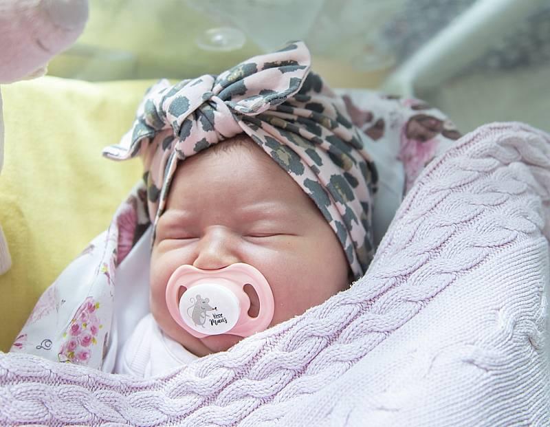 Rozálie Kučerová se narodila v nymburské porodnici 19. září 2021 v 1:13 s váhou 3820 g a mírou 51 cm. Ve Velkém Oseku bude holčička bydlet s maminkou Monikou, tatínkem Jiřím a brášky Theodorem (8 let), Floriánem (6 let) a Juliánem (3 roky).