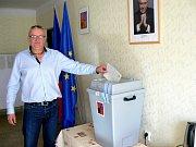 Volby v Novém Dvoře.