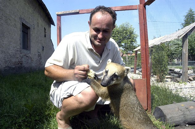 Do budoucna bychom měli , řekl majitel Zvířecí zahrady Miroslav Dubina.