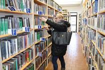 Městská knihovna v roce 2017