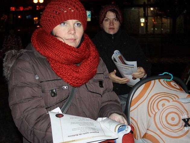 Přijďte si snámi zazpívat na náměstí Přemyslovců ve středu 11. prosince od 18 hodin koledy!