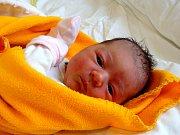 TEREZKA JE NEJKRÁSNĚJŠÍ DÁREK. Terezka Jančáková se rodičům Milanovi a Lucii z Nymburka narodila přesně na tatínkovy narozeniny ve středu 8. listopadu 2017. Prvorozená přišla na svět v 10.45 hodin s mírami 45 cm a 3 020 g.