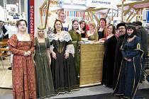 I město Nymburk se prezentovalo na brněnském veletrhu Regiontour