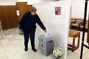 Volby na Loučeni.
