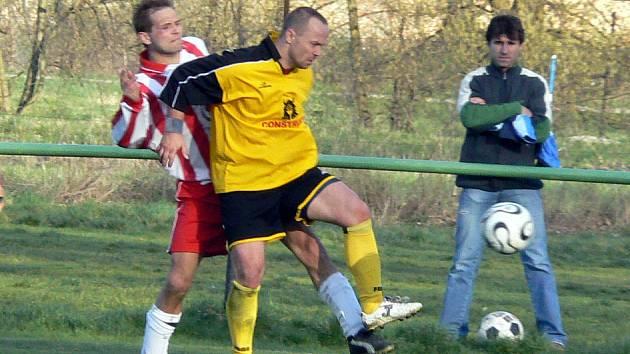 Fotbalisté Milovic jsou suverénem okresního přeboru