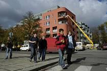 Nové byty loni vznikly v Nymburce.