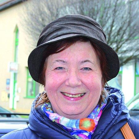 Paní Müllerová, Nymburk.