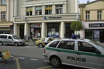 K přepadení stejné banky došlo v dubnu roku 2007