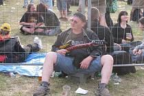 Loňská pohoda festivalu Sonisphere na Božím Daru v Milovicích