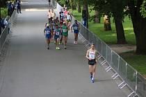 Chodecké závody v Poděbradech přilákaly evropskou špičku. Hlavním bodem byl závod na 50 kilometrů