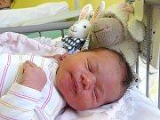 CHARLOTTE KOLOUCHOVÁ se narodila 10. ledna 2018 přesně o půlnoci s výškou 50 cm a váhou 3 770 g. Bydlí v Dobřichově s rodiči Jakubem a Anetou a bráškou Matějem (4).