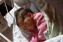 LILIANA JE NYMBURAČKA. Liliana Palmová spatřila v nymburské porodnici tento svět 5. září v 8.23 hodin. Měřila 49 centimetrů a vážila 3390 gramů. Je doma v Nymburce a rodiče Pavlína a Václav si ji dovezou domů, kde na ní těší sestra Kateřina (13).