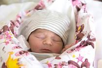 Amálie Hrubá se narodila v nymburské porodnici 3. prosince 2020 v 5.05 hodin s váhou 2870 g a mírou 47 cm. V Nymburce bude prvorozená holčička vyrůstat s maminkou Lindou a tatínkem Alešem.