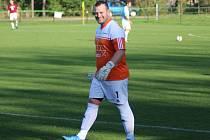 Ondřej Fišer, fotbalový brankář