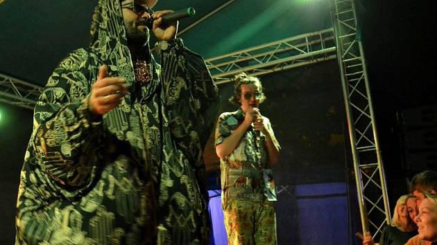 Řadu místních přilákal za zábavou Czela.fest.