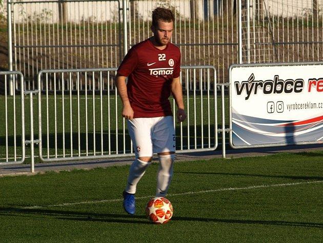 Tomáš Šusta dal dohromady svůj projekt. Je ofotbale.