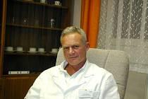 Luboš Zimola - ředitel nymburské nemocnice.