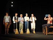V Libici byli k vidění Poláčkovi hrdinové i loutky.