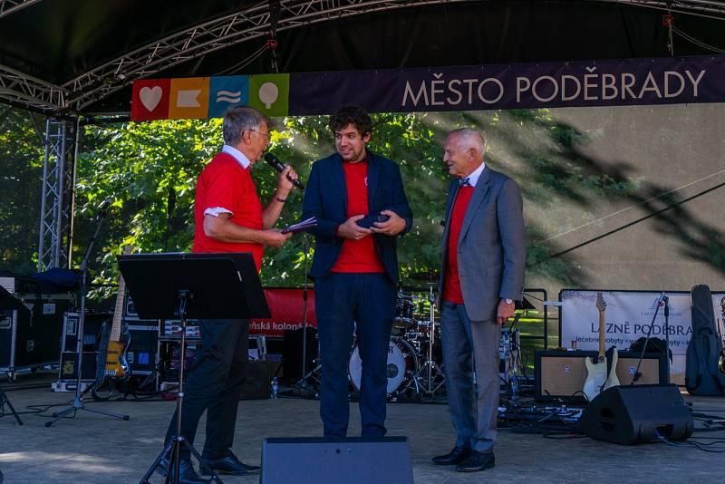 Lázeňské město se potřetí připojilo ke Světovému dni srdce.