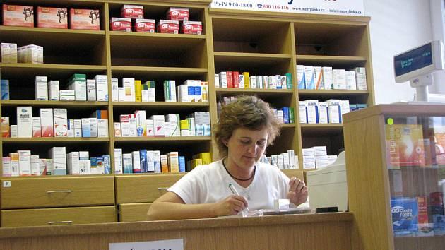 Nově otevřená lékárna v Nymburce