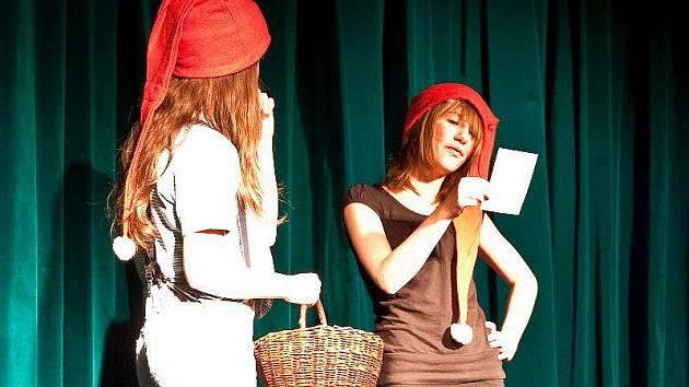 Jelítka publiku představila Sněhuráka.