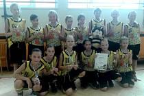 SADSKÉ VOSY ZAZÁŘILY na předsezonním turnaji v Ostravě, odkud si přivezly bronzové medaile