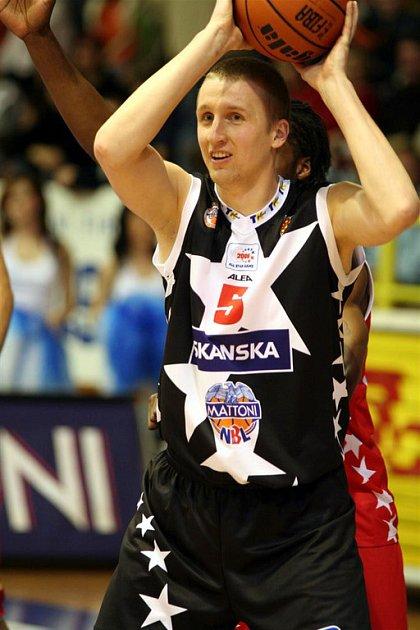 Kapitán Nymburka Ladislav Sokolovský je už tradičním účastníkem All star game.