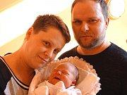 ZUZANKA PÁNOVÁ se narodila 20. února 2018 v 16.25 hodin s výškou 51 cm a váhou 4 140 g. Z prvorozené, předem prozrazené holčičky se radují rodiče Alžběta a Jozef z Milovic.