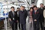 Výzkumné a vývojové ccentrum Changhong bylo slavnostně otevřeno