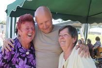 Setkání rodáků Ledeček a Viničné Lhoty