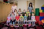 Třída Berušky a paní učitelky Andrea Karlíčková a Dita Novotná
