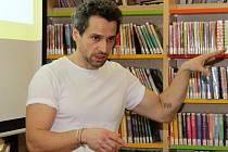 Bob Kartous, spisovatel, publicista a řečník se dlouhodobě věnuje tématu vzdělávání.