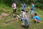 Obliba skautských táborů roste