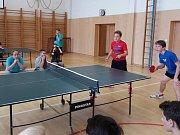 POSTOUPILI. Žáci Základní školy Tyršova Nymburk se probojovali na republikové finále ve stolním tenise