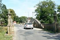 Most v Křinci přes Mrlinu.