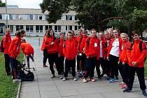 NYMBURSKÁ VÝPRAVA na závodech v Brně