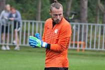 BRANKÁŘ JIŘÍ HAVRÁNEK se stal Fotbalistou okresu 2016.  Od čtenářů Nymburského deníku dostal nejvíce hlasů.