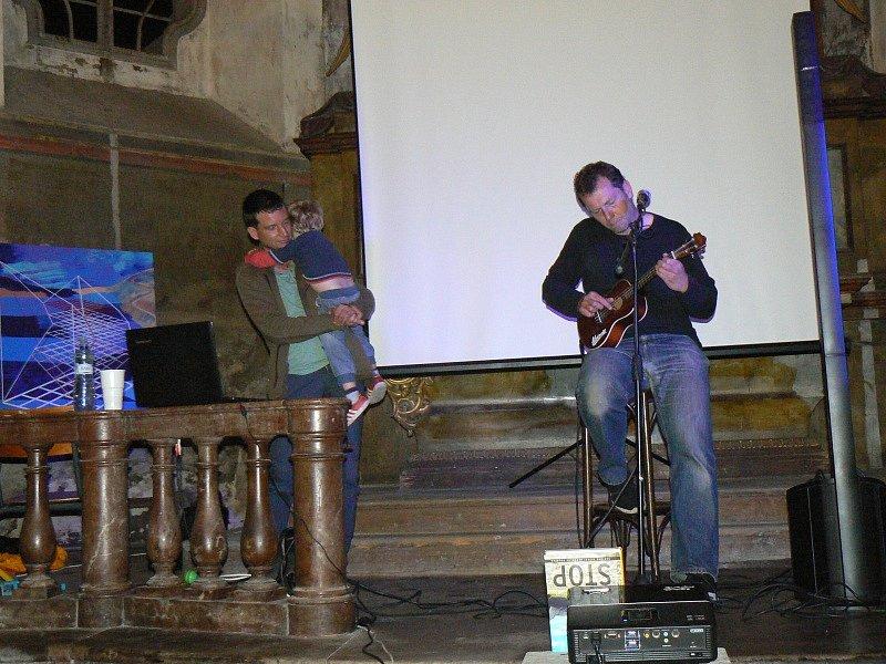 Tomáš Poláček a Xavier Baumaxa v Nymburce
