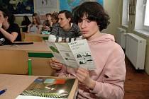Studenti v Lysé se dozvěděli novinky o energiích.