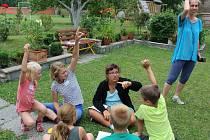 Dům dětí a mládeže pořádá tento týden první letošní příměstský tábor, a to pro děti ze Základních škol Tyršova a Komenského.