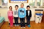 Základní škola Běrunice, 1. třída, třídní učitelka Bohumila Fifernová