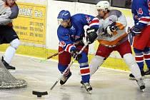 Ze čtvrtého turnaje mistrovství republiky amatérských hokejistů v Nymburce
